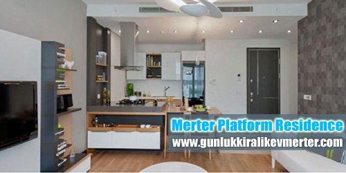 merter-gunluk-kiralik-residence-salon